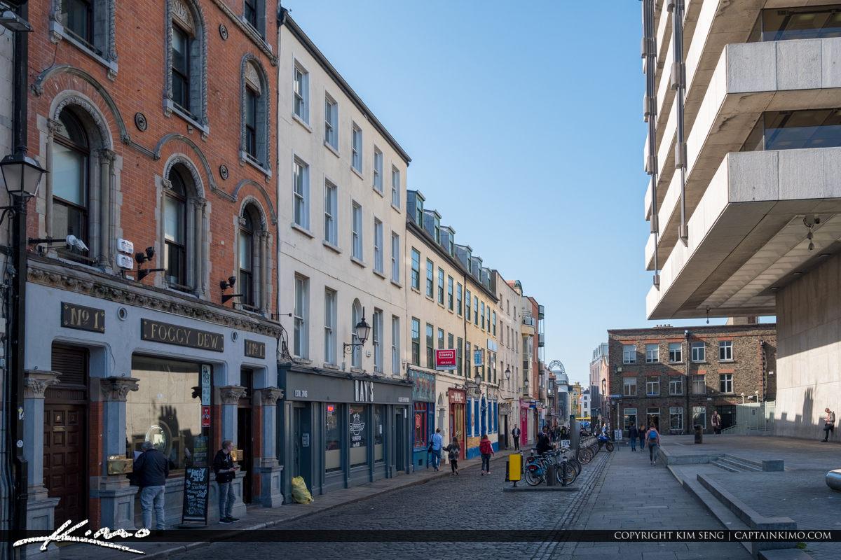 Dublin Republic of Ireland Cobble Road