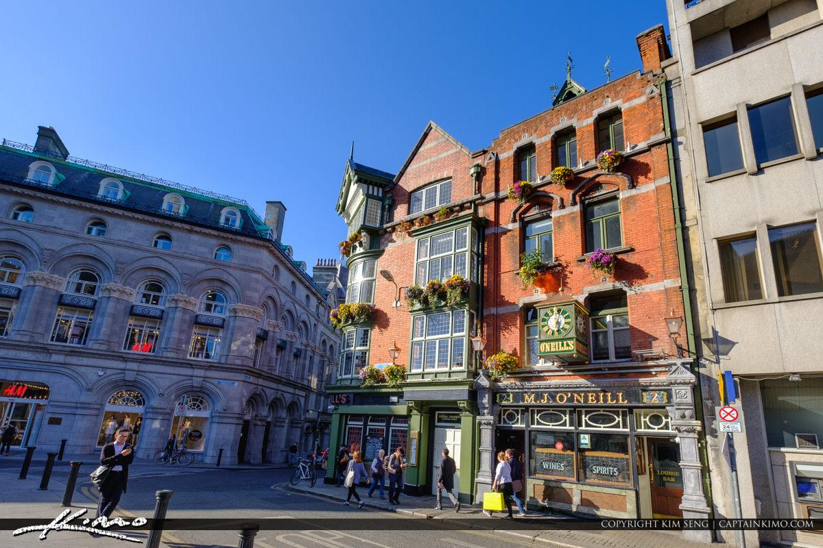Dublin Republic of Ireland Coner Street
