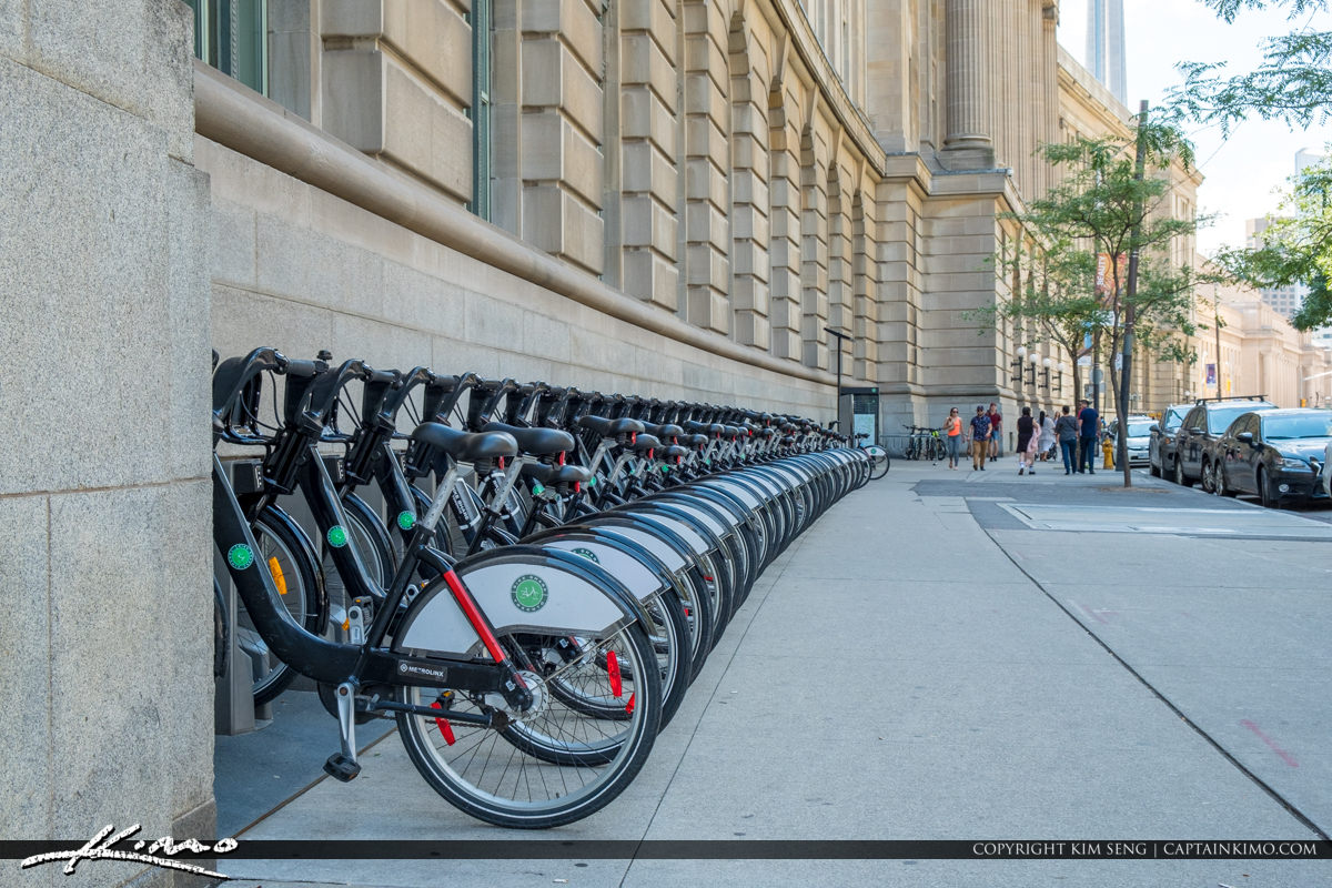 Rental Bicycle Toronto ON Canada Wide