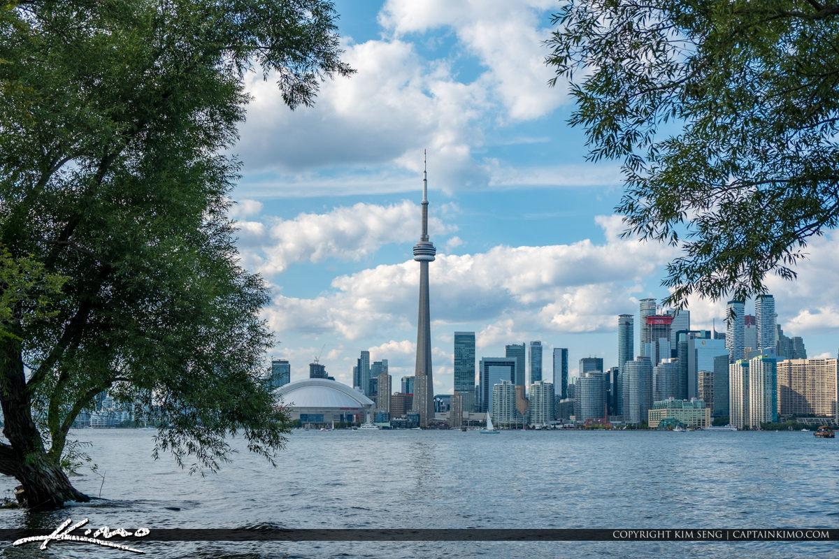 Between Trees Centre Island Toronto Ontario Canada