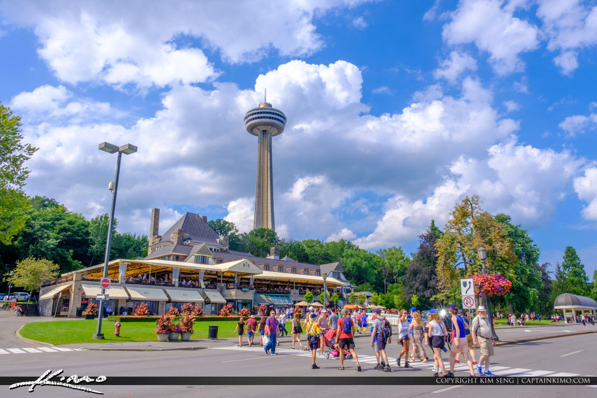 Skylon Lookout Tower Niagara Falls ON Canada