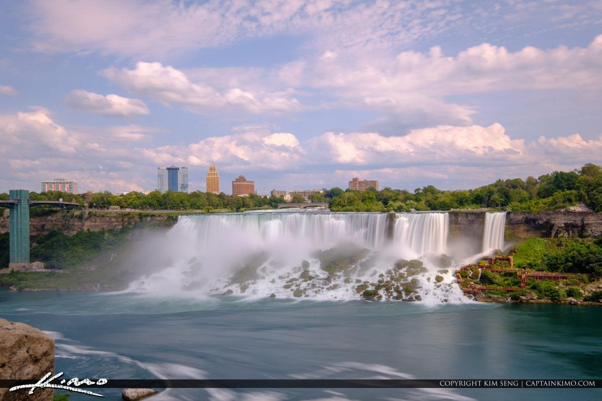 Niagara Falls Long Exposure Niagara Falls ON Canada