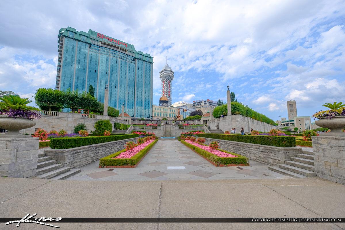 Sheraton Niagara Falls ON Canada
