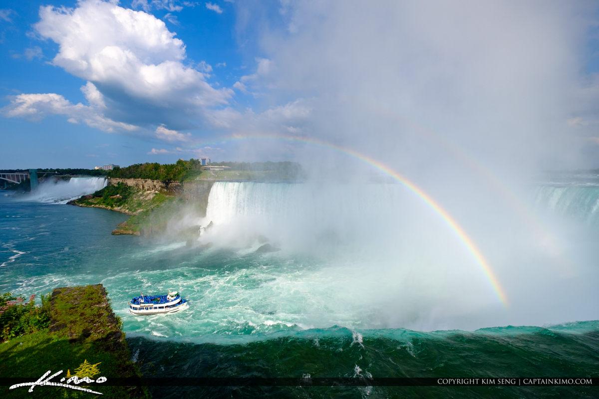 Maid of the Mist Niagara Falls ON Canada