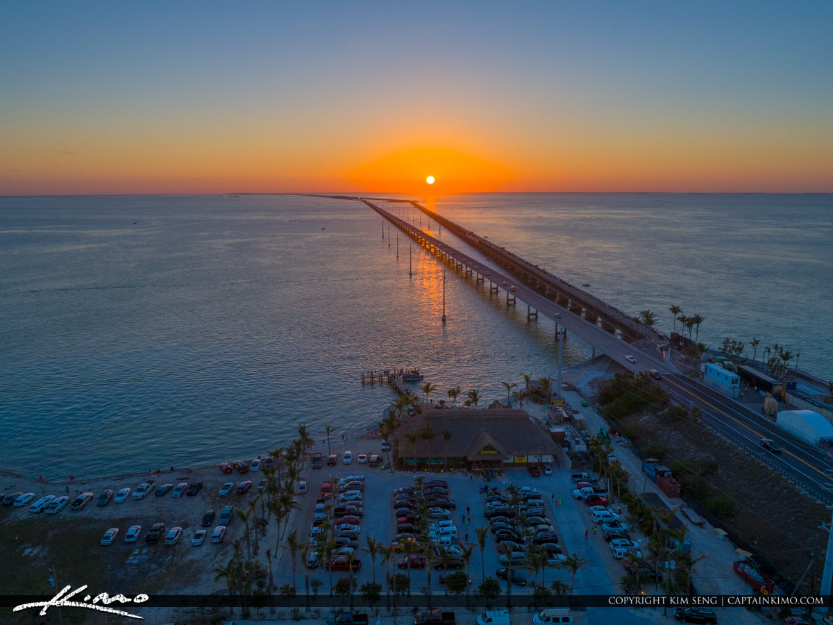 Sunset Grille & Raw Bar Seven Mile Bridge Marathon Florida Keys