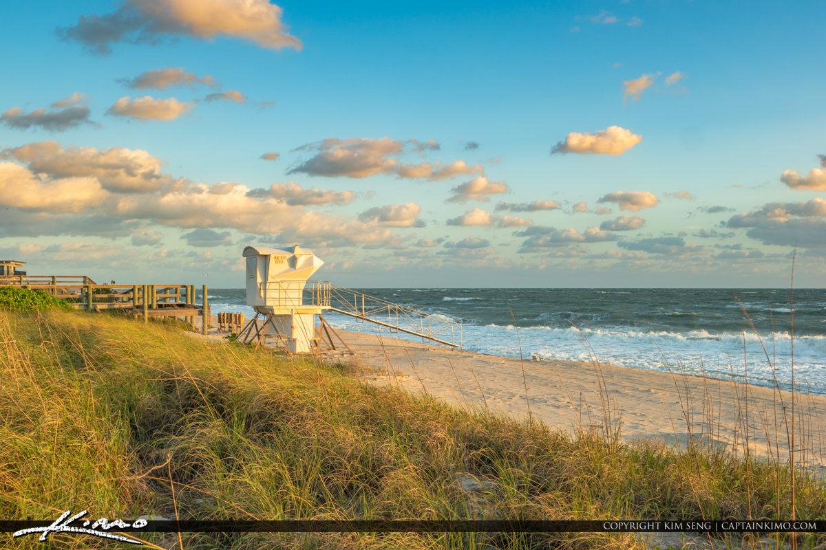 Sand Dunes Jaycee Park Vero Beach Florida