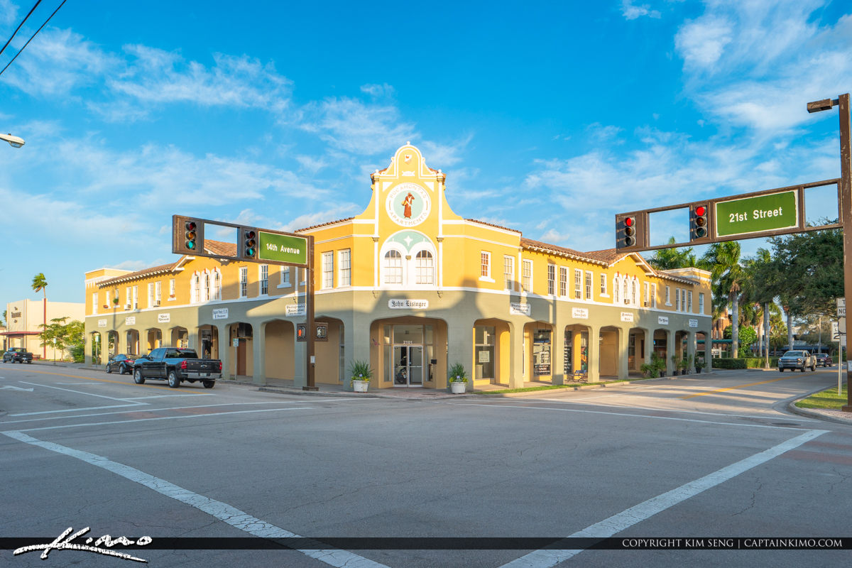 Pocahontas Apartments Historic Downtown Vero Beach Florida