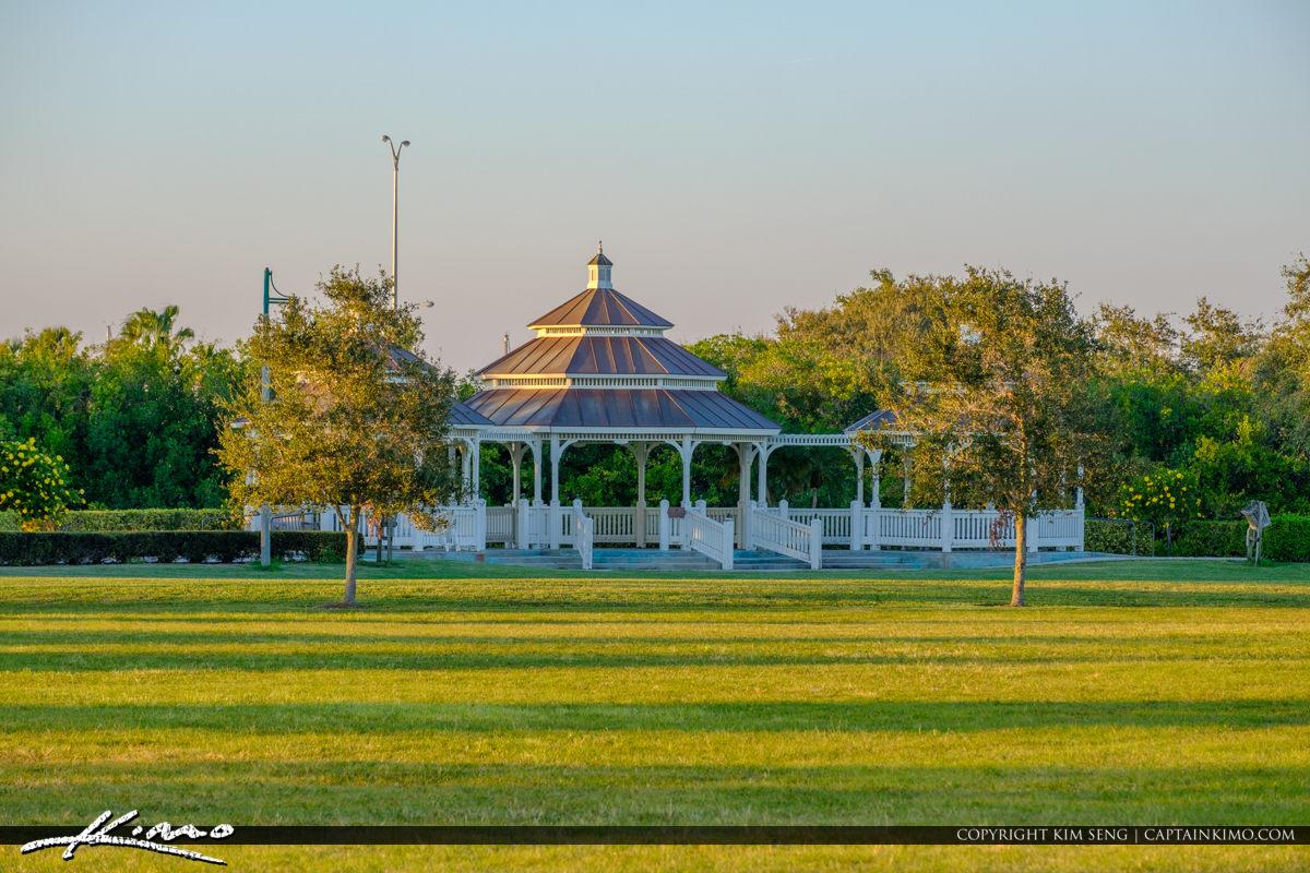 Grand Pavilion Riverside Park Vero Beach Florida