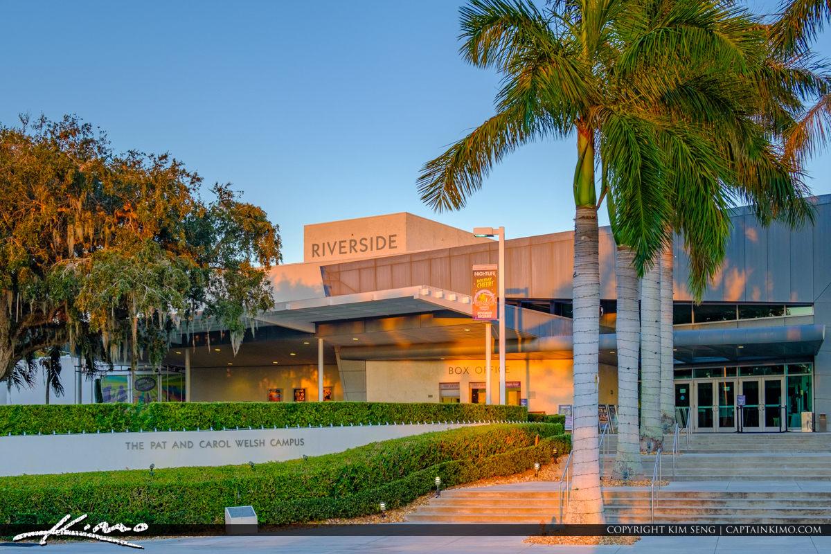 Riverside Theatre Vero Beach Florida