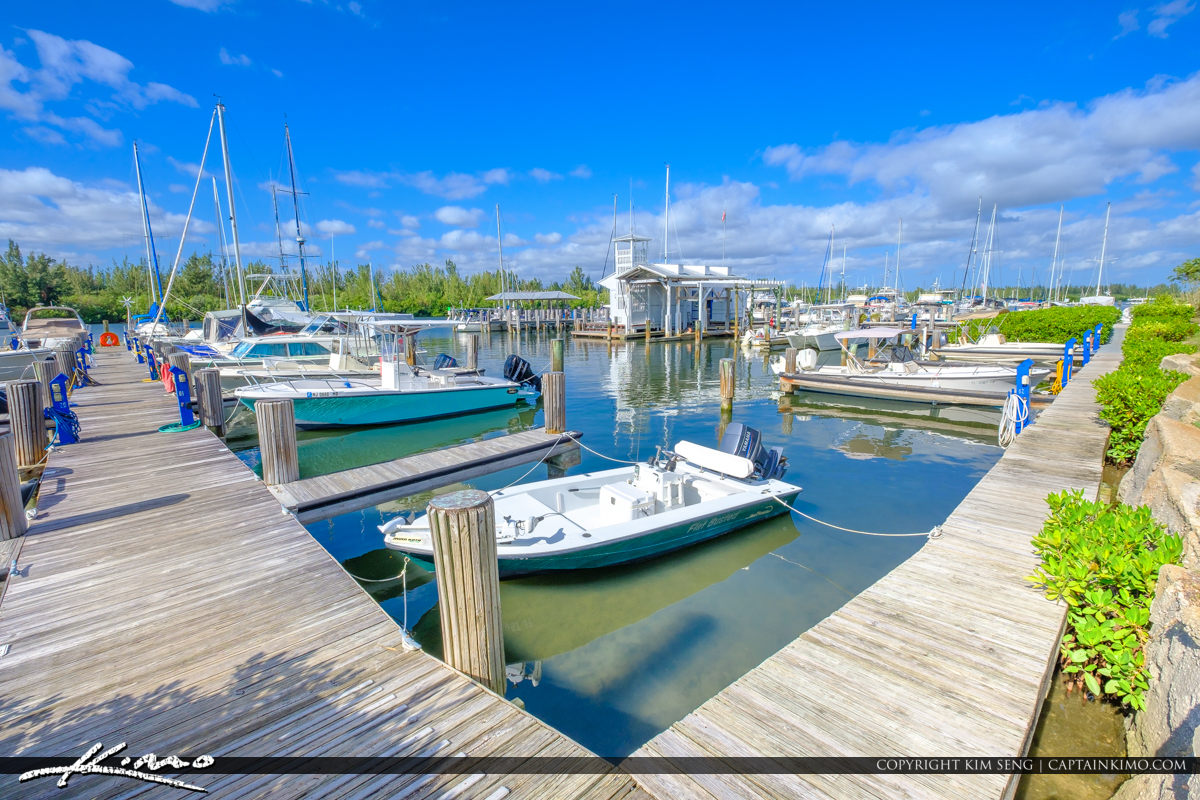 Flat Boat Vero Beach City Marina Vero Beach Florida