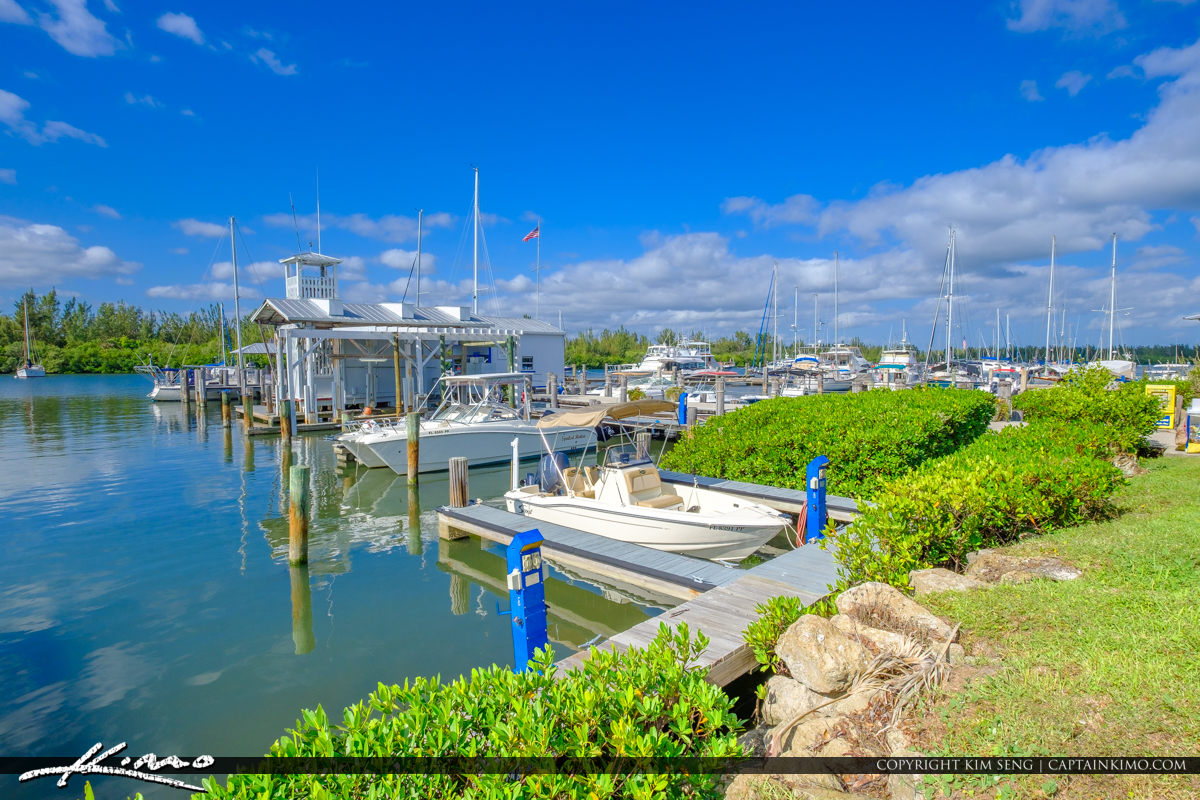 Blue Day Vero Beach City Marina Vero Beach Florida