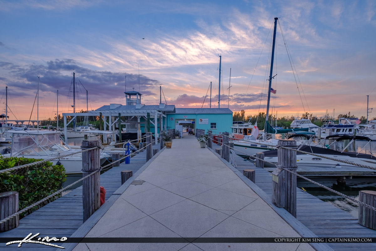 Marina Office Vero Beach City Marina Vero Beach Florida