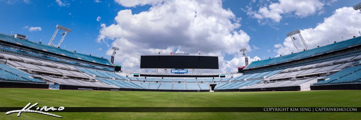 Everbank Field Stadium Jacksonville Florida