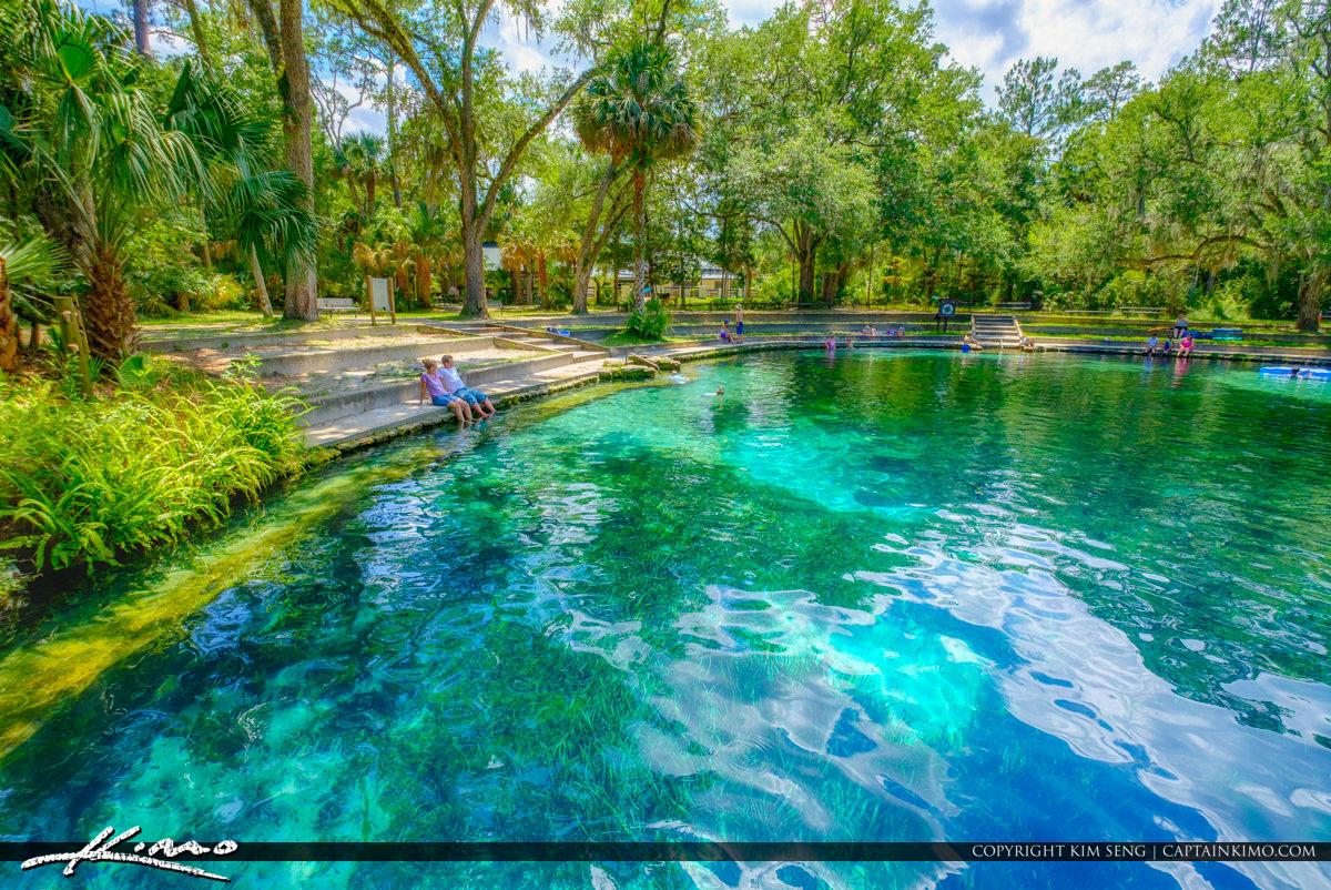 Juniper Springs Ocala National Forest Silver Springs Florida