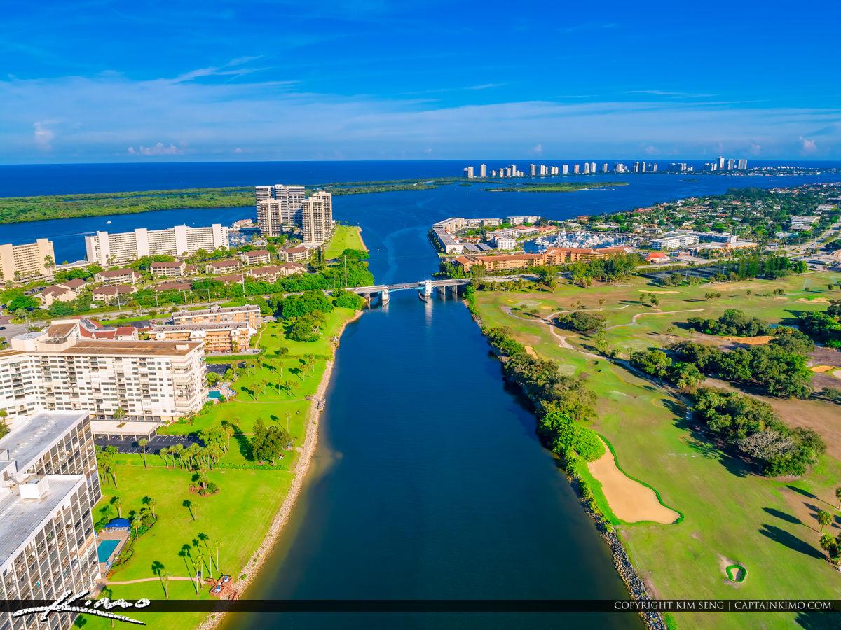 North Palm Beach Waterway Singer Island