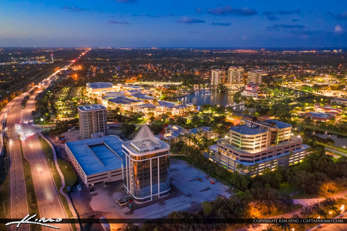 DiVosta Towers Class A Buildings Palm Beach Gardens Florida Skyl