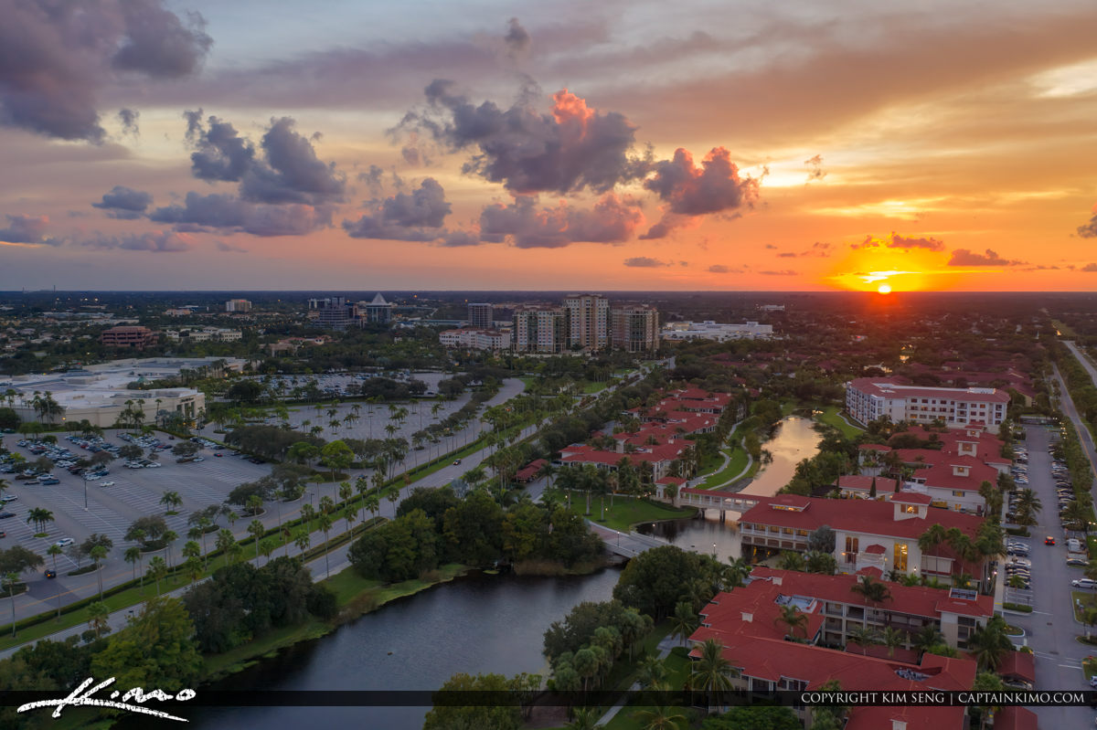 Sunset La Posada Senior Living Community Palm Beach Gardens