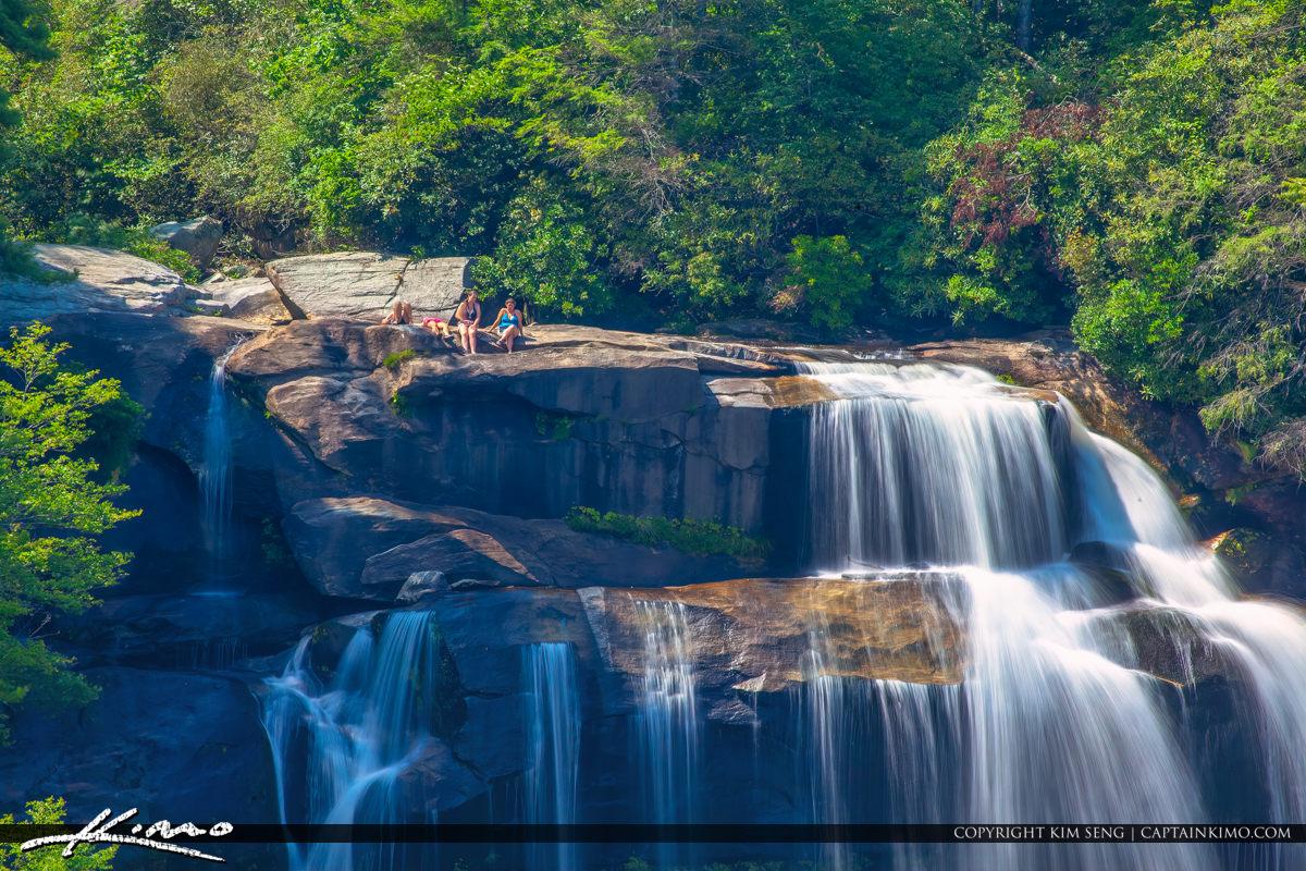 Whitewater Falls Nantahala National Forest Cashiers North Caroli