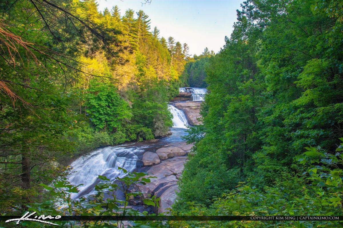 Dupont State Forest North Carolina Tree Triple Falls Bevard Litt