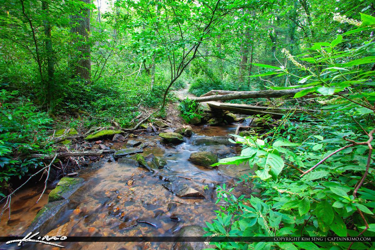 Cascade Falls Jobs Cabin North Carolina Forest River EB Jeffress