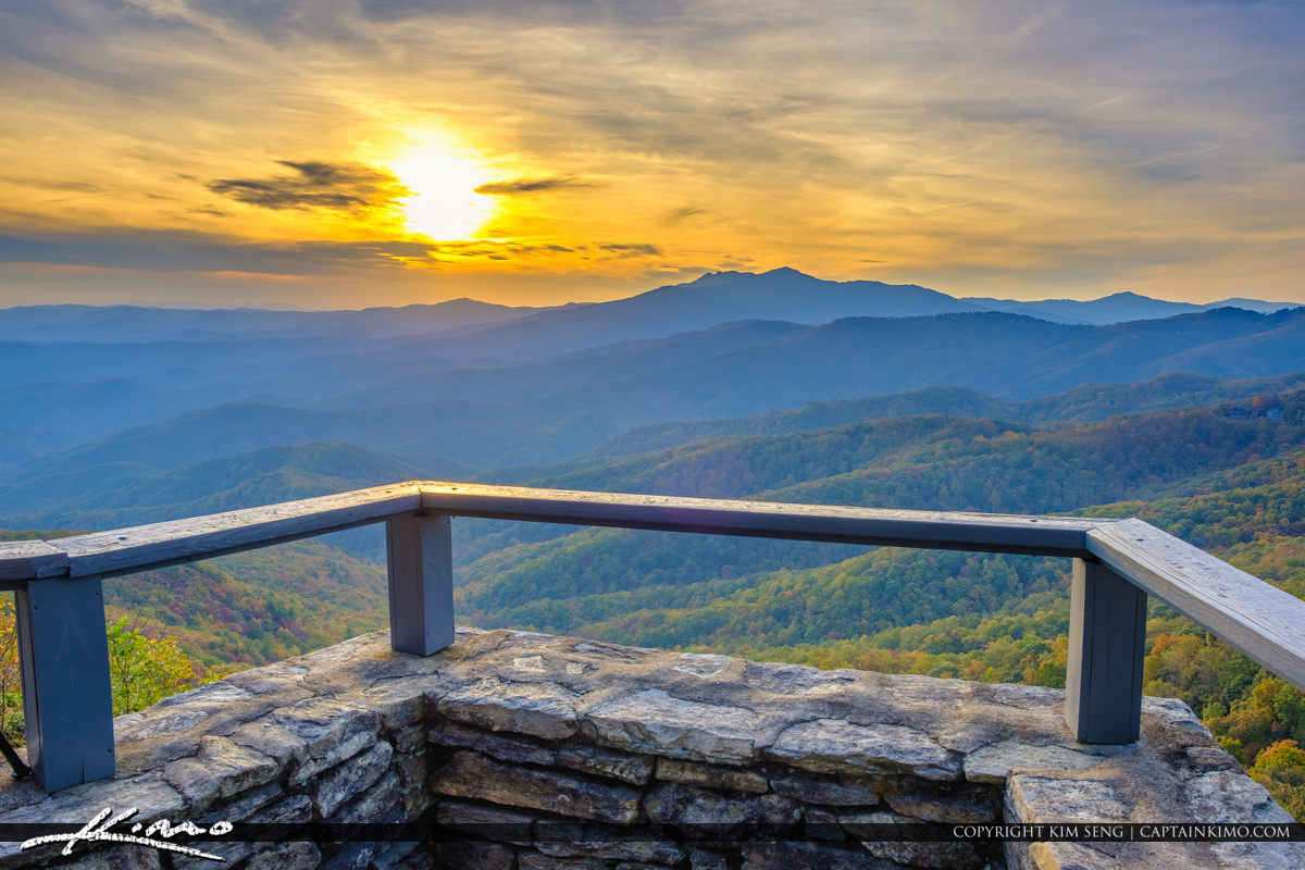 The Blowing Rock North Carolina Mountains