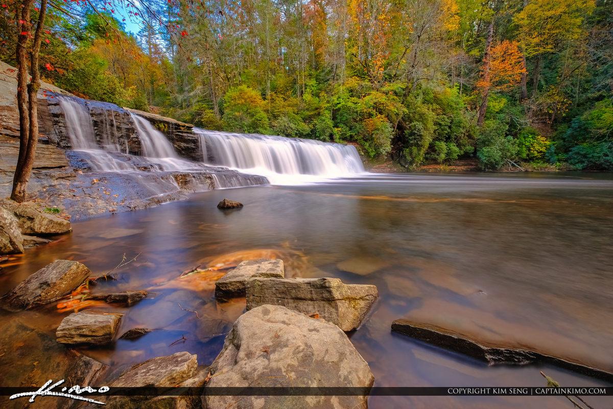Brevard Dupont State Forest North Carolina Hooker Falls