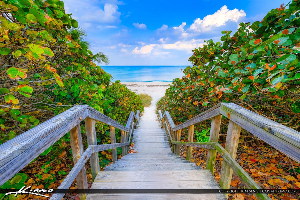 Juno Beach Florida Beach Access 20