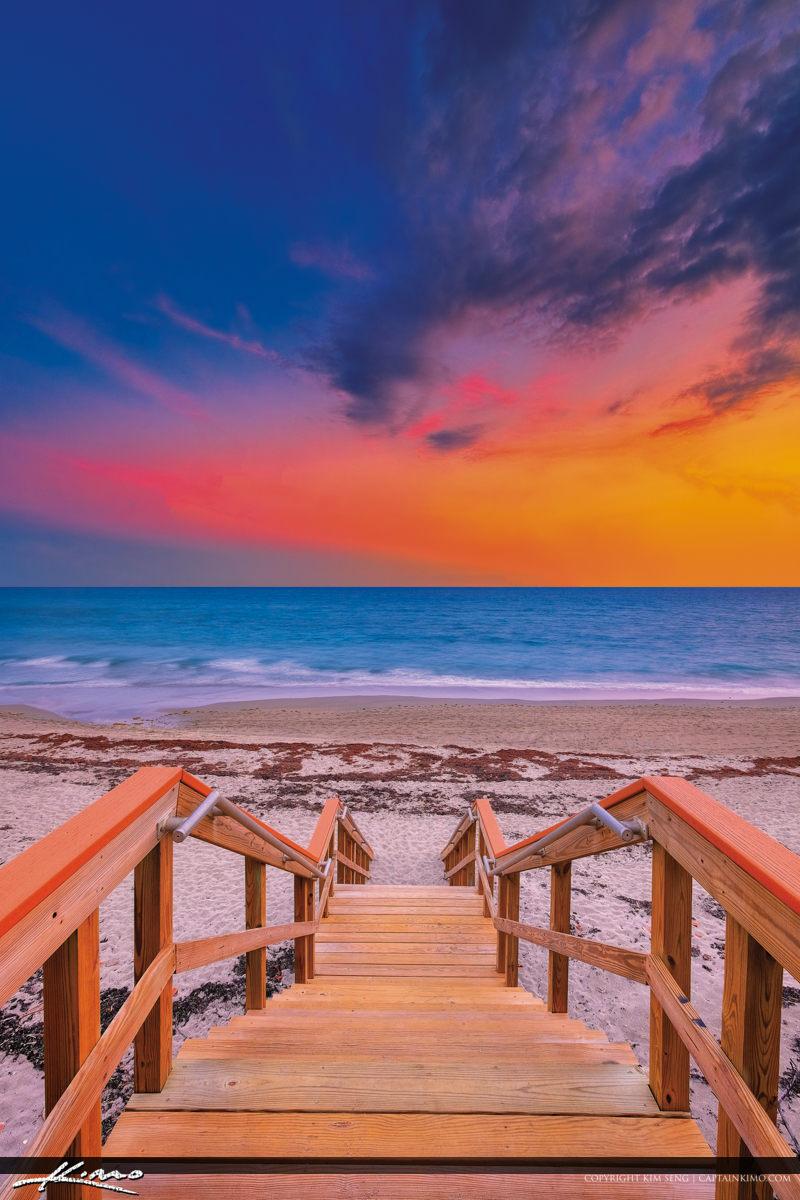 Town of Jupiter Beach Access 59 Jupiter Florida