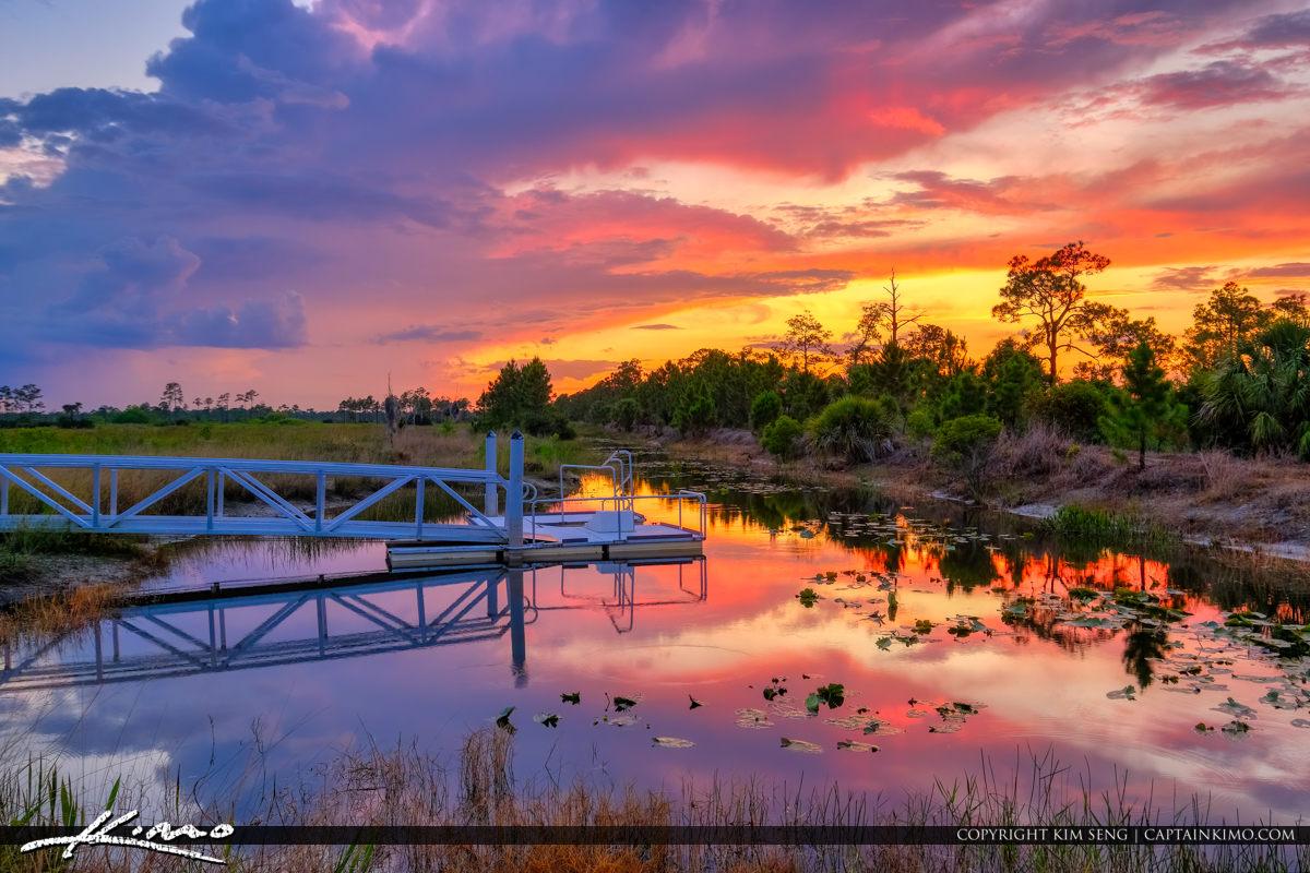 Kayak Launch Jupiter Farms