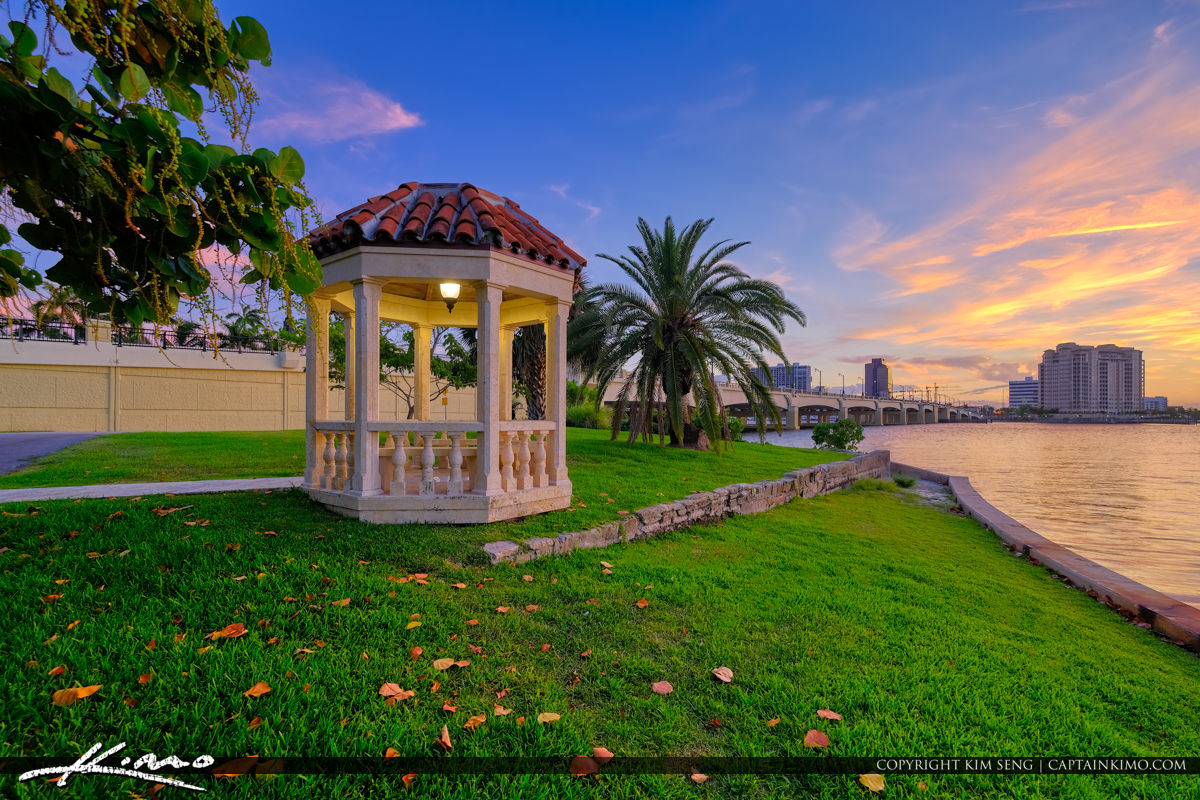 Sunset Park Palm Beach County Florida
