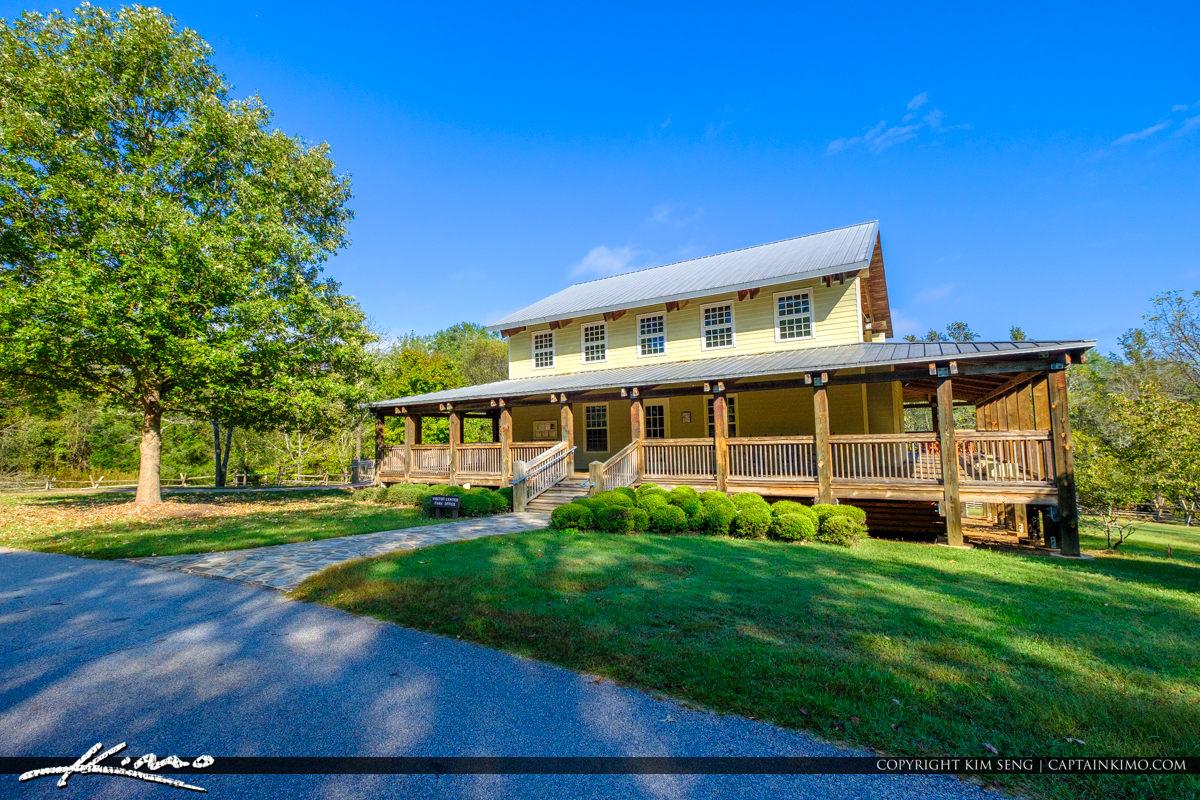 Musgrove Mill State Historic Site Clinton South Carolina