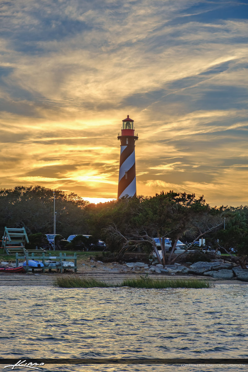 St Augustine Lighthouse Maritime Museum St Augustine Florida