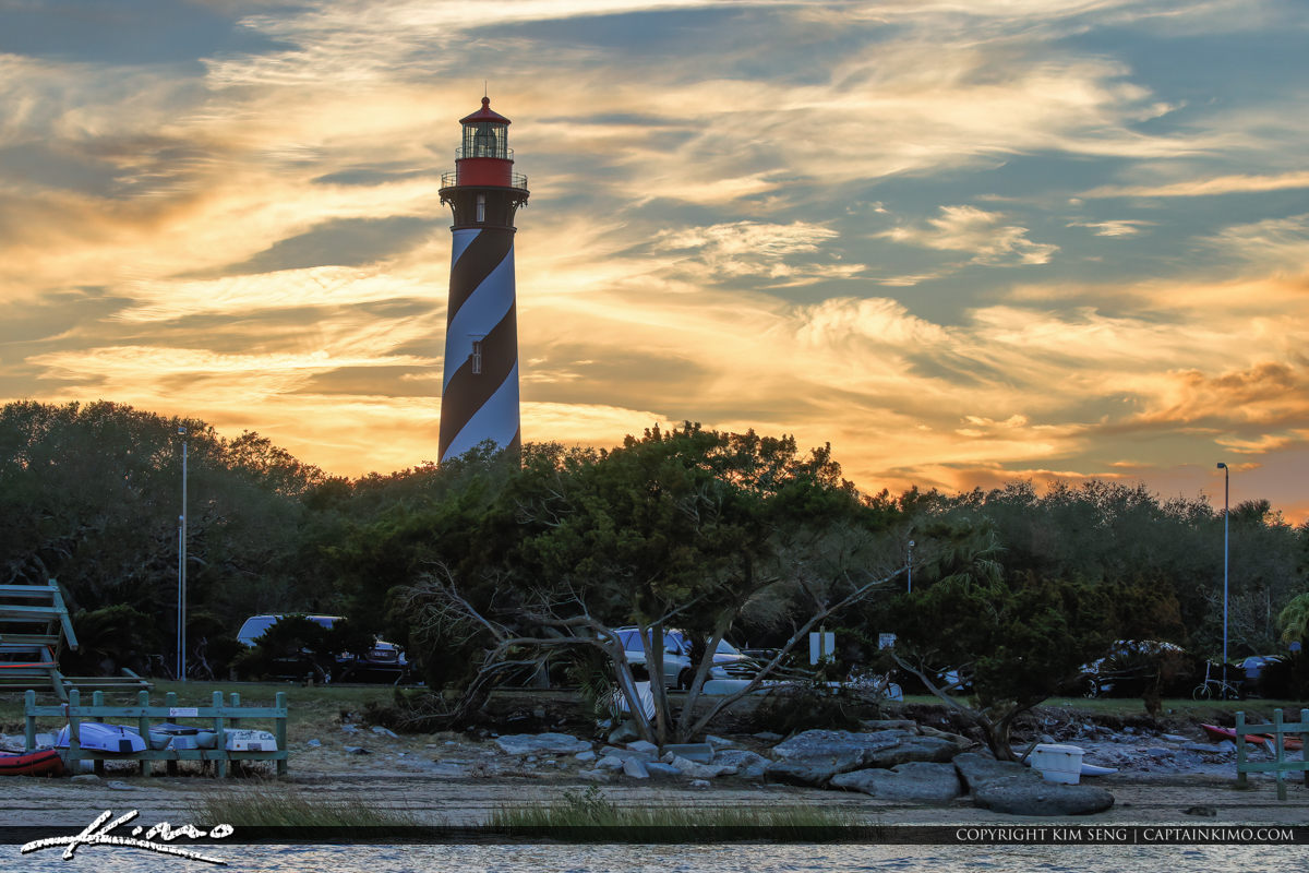 St Augustine Lighthouse & Maritime Museum St Augustine Florida