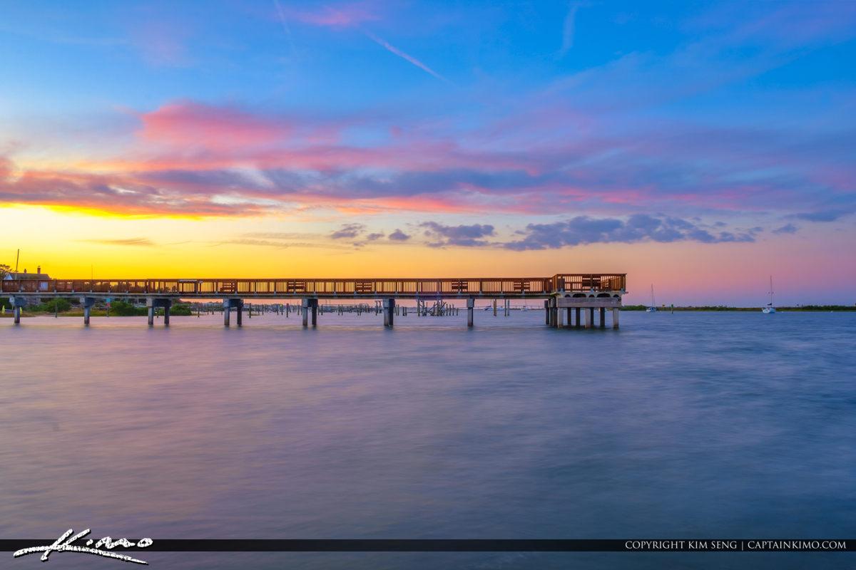 Pier Lighthouse Park St Augustine Florida