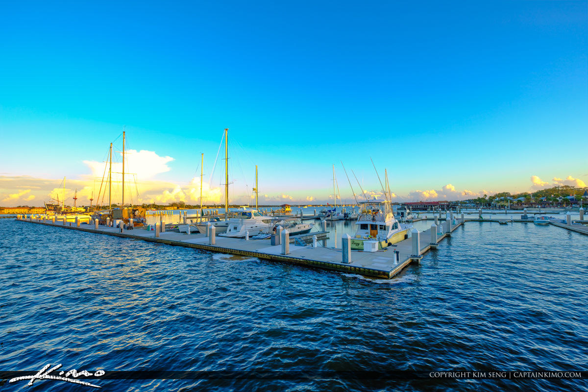 Matanzas Bay Marina St Augustine Florida