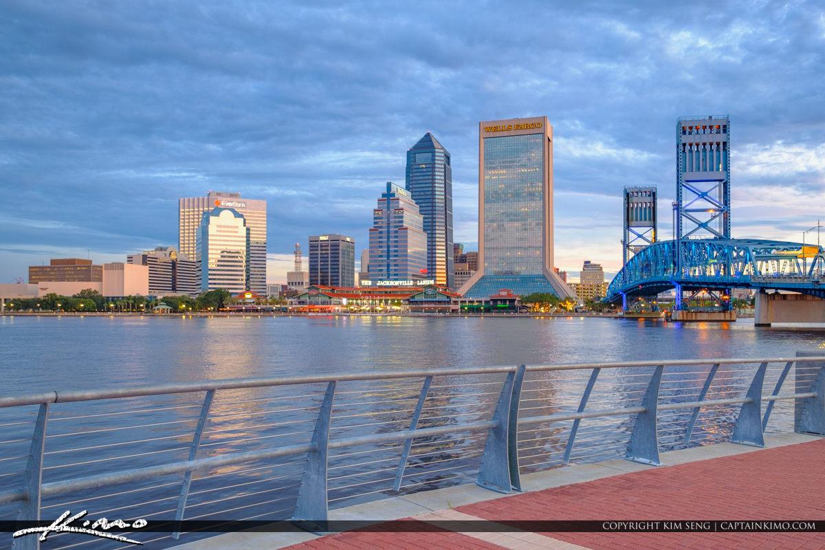 St Johns River Jacksonville Florida