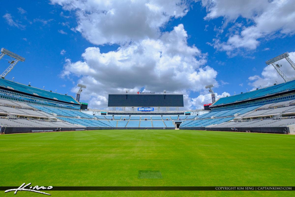 TIAA Bank Field Jacksonville Jaguars Stadium