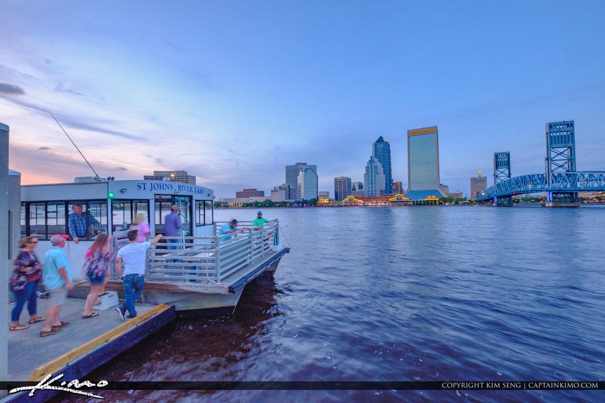 St Johns River Boat Tour Jacksonville Florida