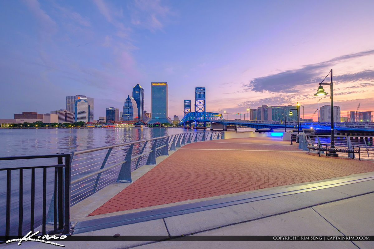 The Mosaic at Southbank Riverwalk in Downtown Jacksonville