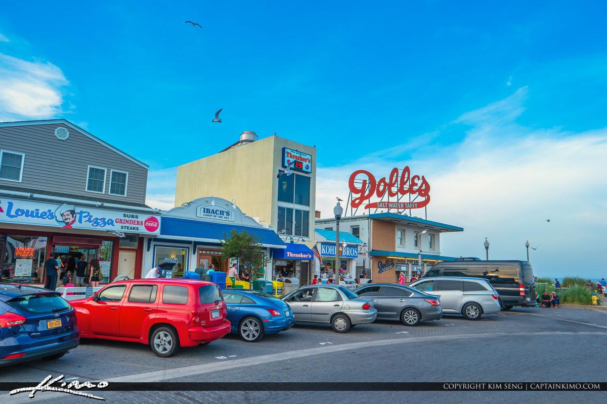 Street Rehoboth Beach Delaware