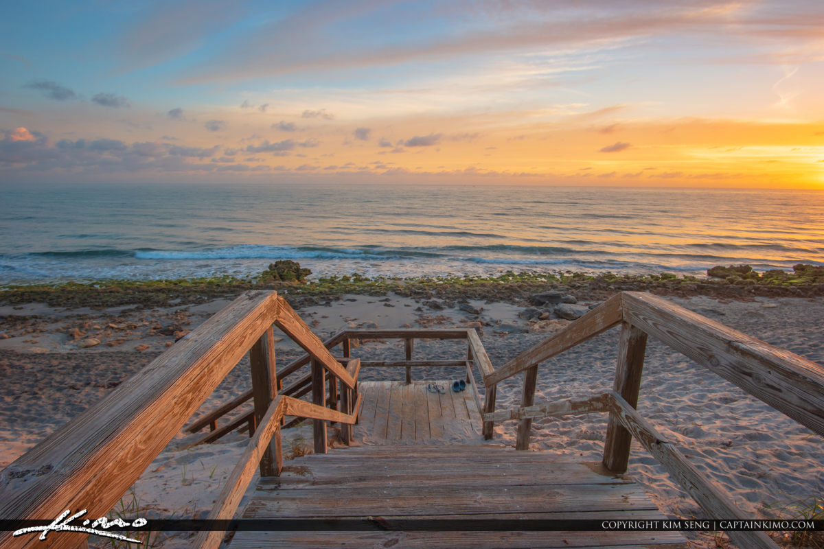 Coral Cove Park Sunrise