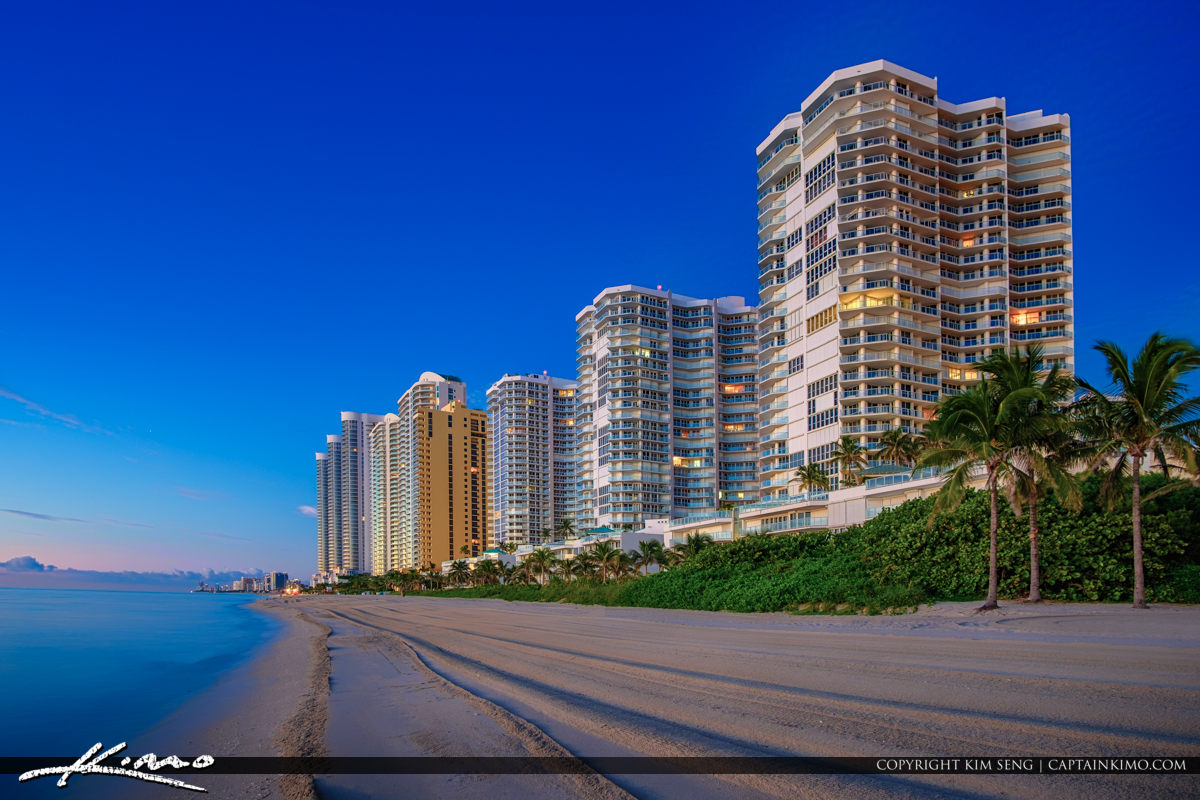 Sunny Isles Beach Condo Oceanfront