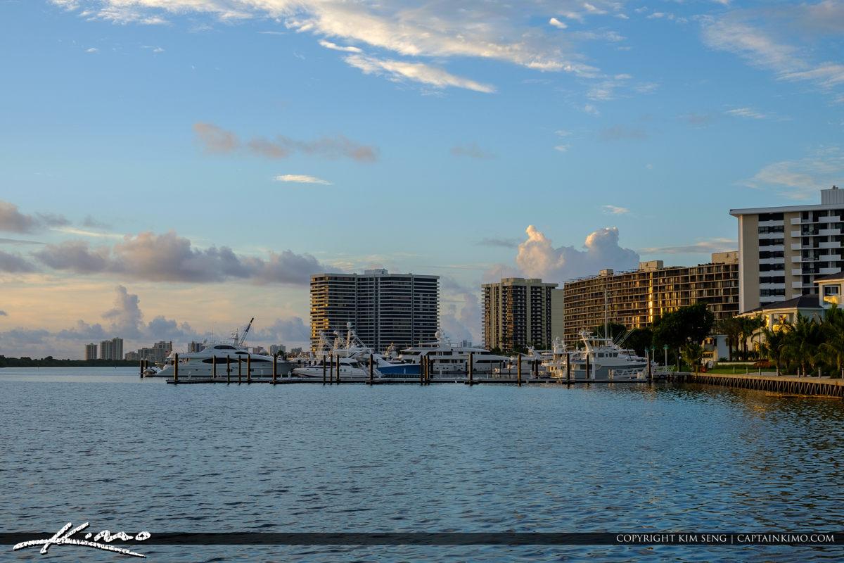 North Palm Beach Florida Sunrise