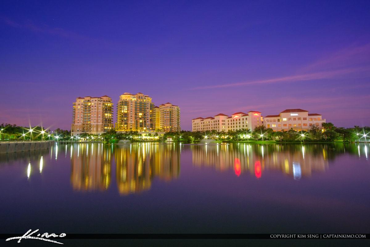 Downtown at the Gardens Palm Beach Gardens Florida