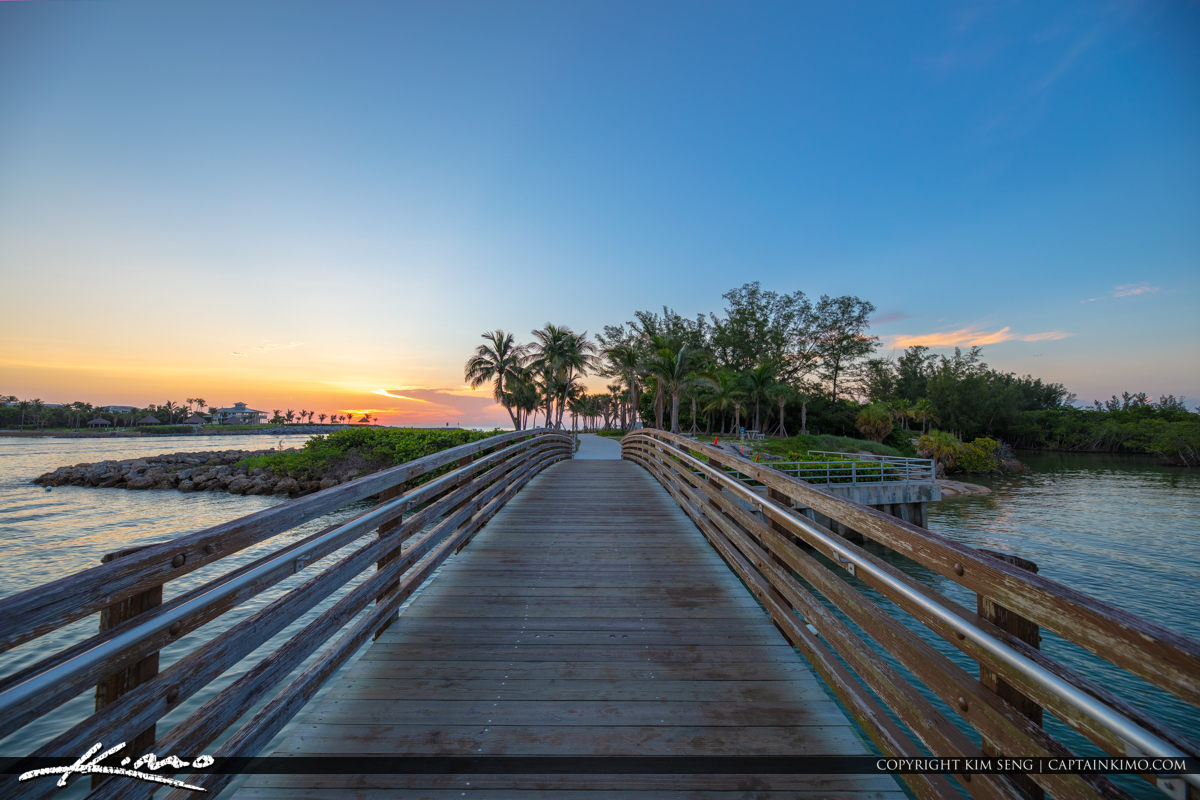 Jupiter Florida Dubois Park Sunrise