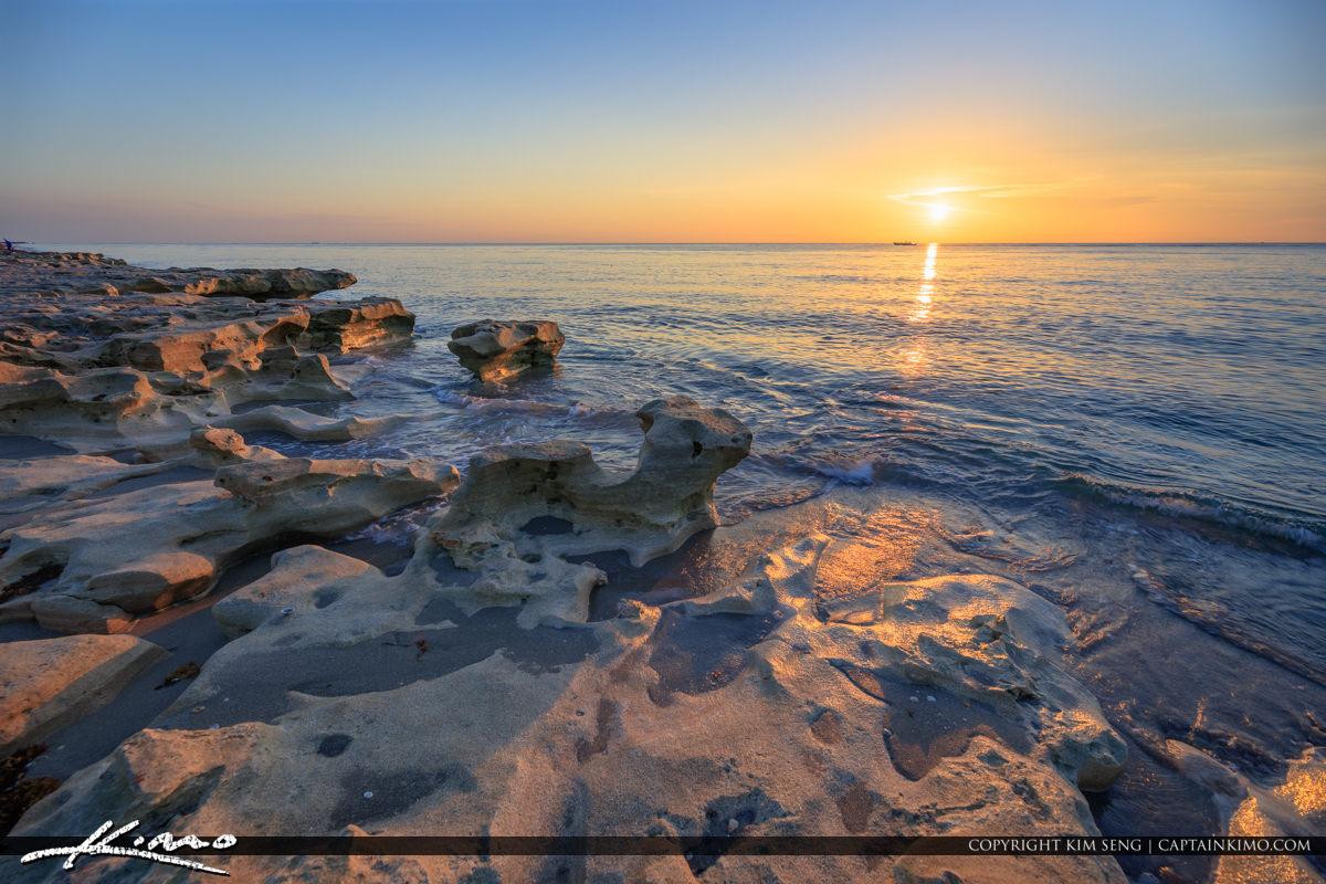 Carlin Park Sunrise at the Beach Jupiter Florida