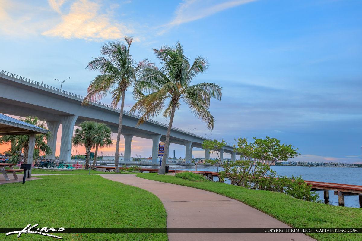 Roosevelt Bridge Stuart Florida