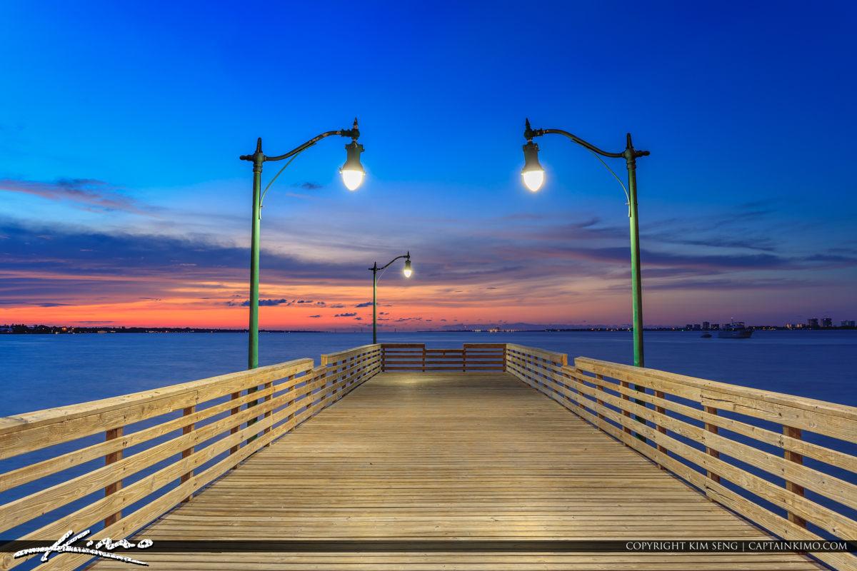 Jensen Beach Causeway Park and Bridge Fishing Pier