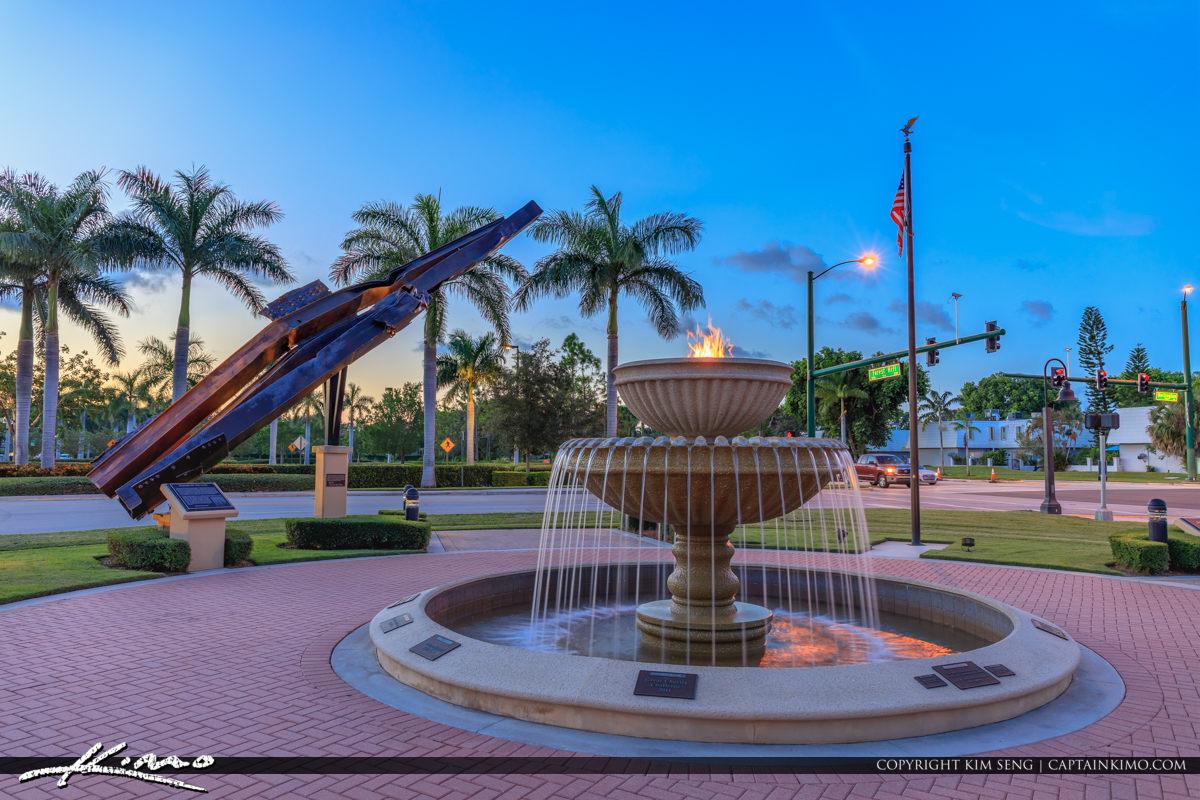 Wellington Patriot Memorial