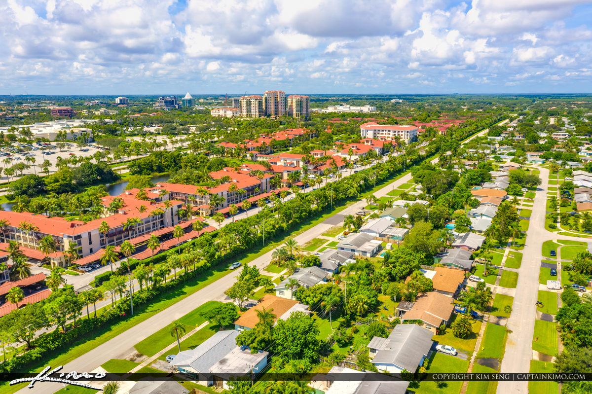 Palm Beach Gardens Aerial